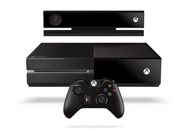 Una Xbox One: salió a la venta en noviembre de 2013