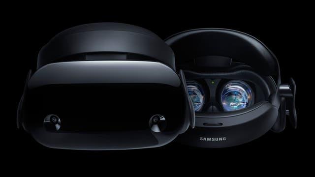 El Samsung HMD Oddisey no requiere sensores externos para detectar el movimiento del usuario