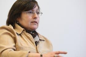 Graciela Ocaña opinó sobre el conflicto en los colegios