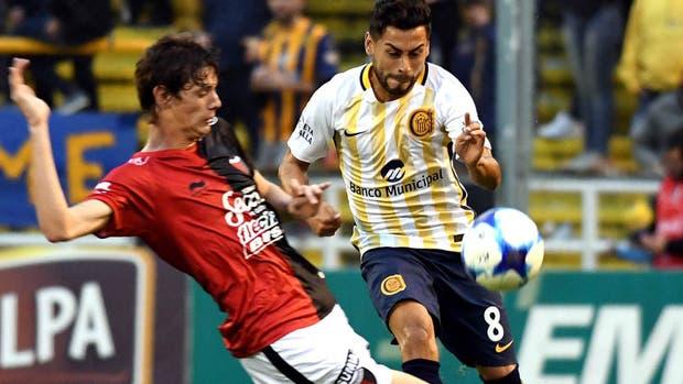 Central y Colón empataron en Rosario