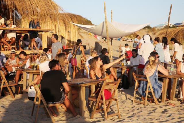 La Choza de Mar, Francisca y Anastasio Beach Club son las novedades en las playas de José Ignacio