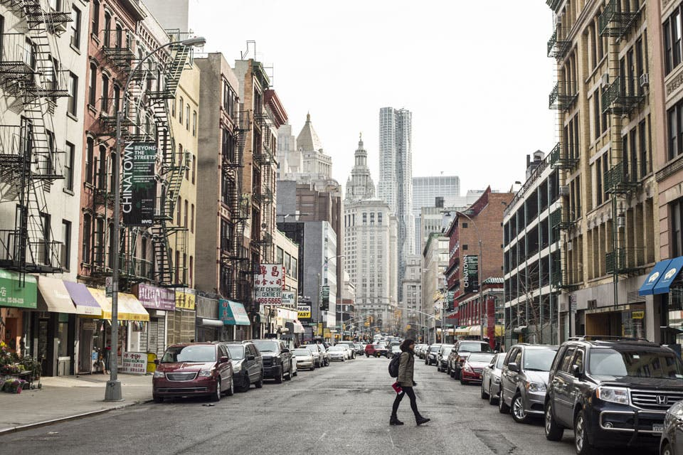 Vivir Nueva York de local