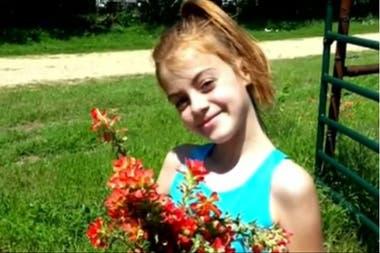 La familia de la niña creó una página en Facebook para contar la historia y recibir aliento de los seguidores