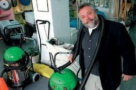 Gabriel Hornstein hizo de la higiene de las empresas un buen negocio