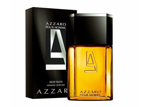 Azzaro Pour Homme de 30 ml; $179; de 50 ml, $ 254 y de 10 ml; $ 343. Foto: lanacion.com