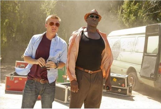 Clarke Duncan  y Brett Davern compartieron cartel en An Orphan Walks Into a Bar. Foto: IMDb