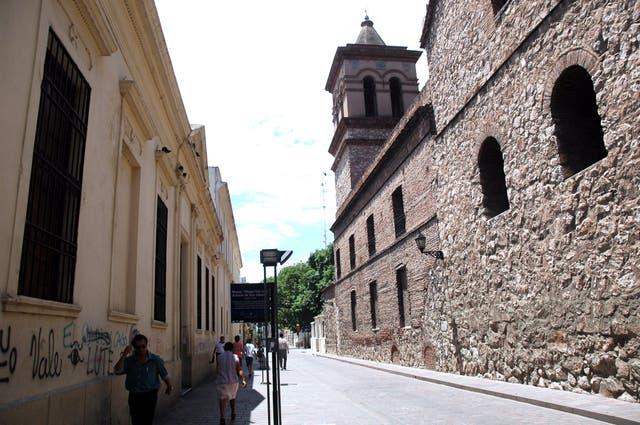 La Manzana Jesuítica, en el centro de Córdoba capital