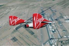 Cientos de privilegiados están a la espera de los futuros vuelos suborbitales que ofrece la empresa Virgin Galactic