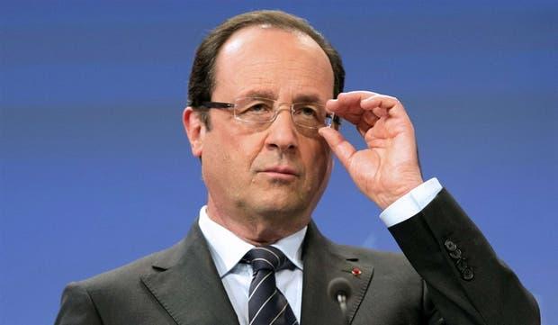 Mucho en juego en la visita de François Hollande