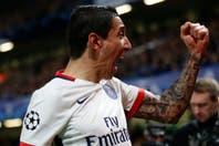 La conexión Di María-Ibrahimovic le dio la clasificación al PSG ante Chelsea