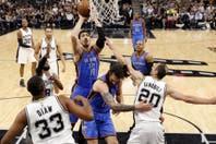 San Antonio Spurs perdió ante Oklahoma y está al borde de la eliminación: otro polémico fallo arbitral