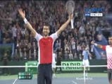 La derrota del dobles en la final de la Copa Davis
