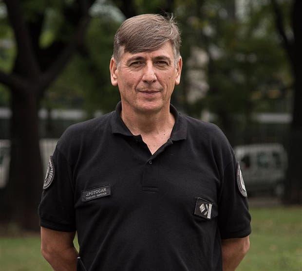 El comisario Potocar