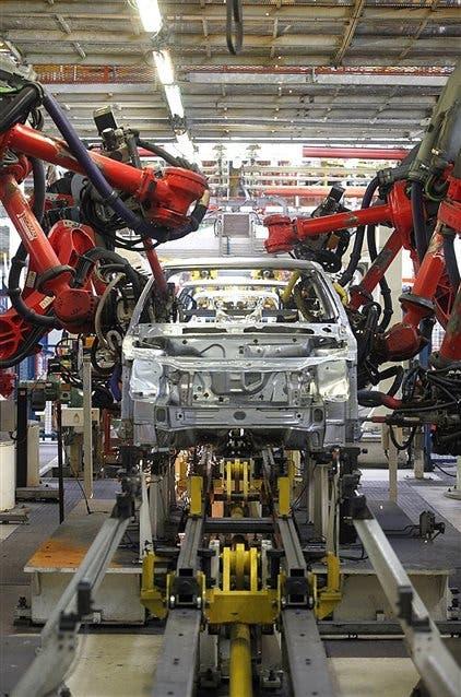La industria automotriz, usuaria del régimen