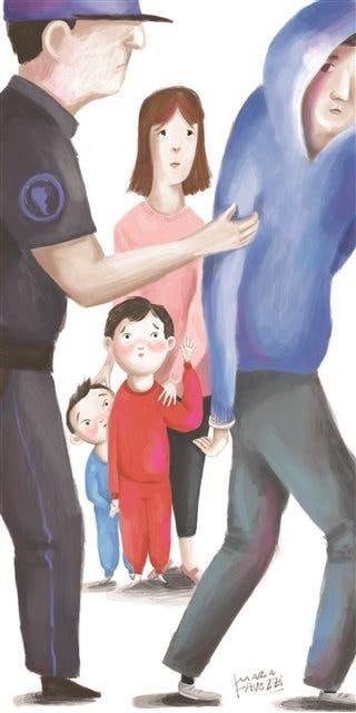 """""""Yo no fui"""": el drama invisible que sufren a diario los hijos de presos"""