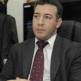 El fiscal Fernando Rodrigo