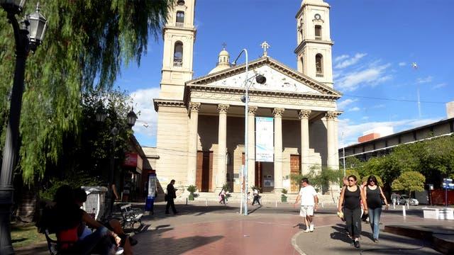 La catedral de San Luis