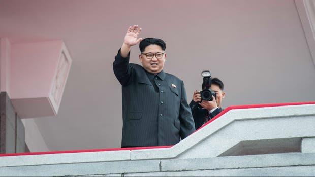 El dictador norcoreano Kim