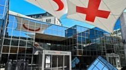 El museo de la Cruz Roja en Ginebra documenta el compromiso de Suiza con la ayuda humanitaria.