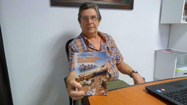 Bazzani sostiene el libro que escribió sobre la tragedia