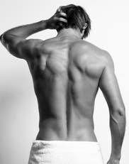 """Alessandra Rampolla: """"¿Qué nos erotiza del cuerpo masculino?"""""""