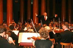 Con dirección de Andrés Spiller, la orquesta ofreció una destacada interpretación de Scheherazade, sobre Las mil y una noches