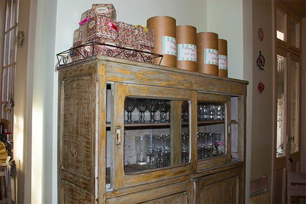 Ofrecen tés en hebras para todos los gustos. Foto: Gentileza Agustina Ferreri