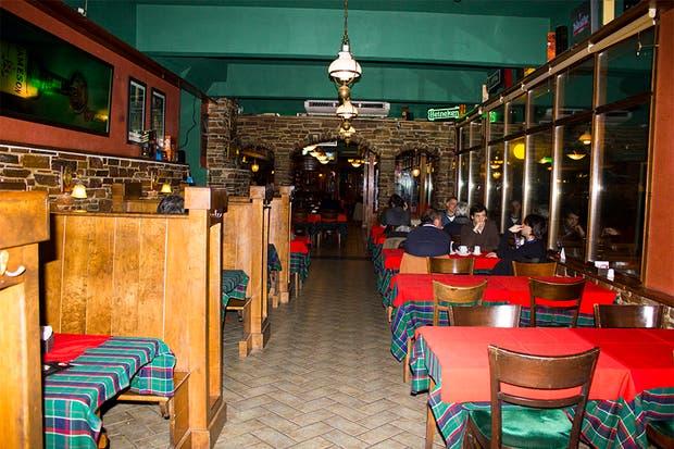 El pub, como siempre, el mejor lugar para catar distintas cervezas y pasarla bien. Foto: Gentileza Agustina Ferreri