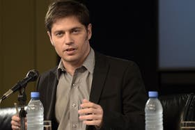 Axel Kicillof negó que la Argentina haya entrado en default