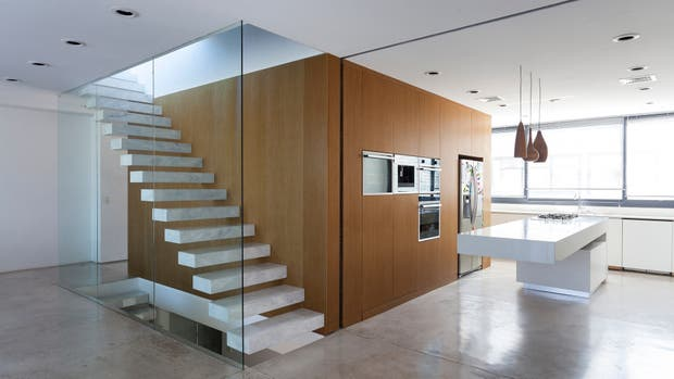 Una vista del edificio Acuña, uno de los espacios que integran Open House 2017