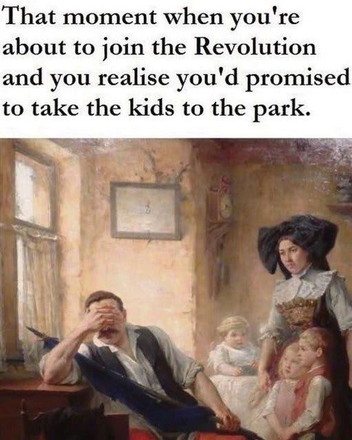 El humor propone otras formas de ver obras creadas hace cientos de años