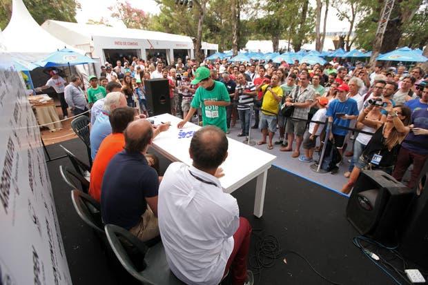 El sorteo del Argentina Open