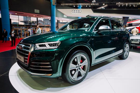 El nuevo Audi SQ5.