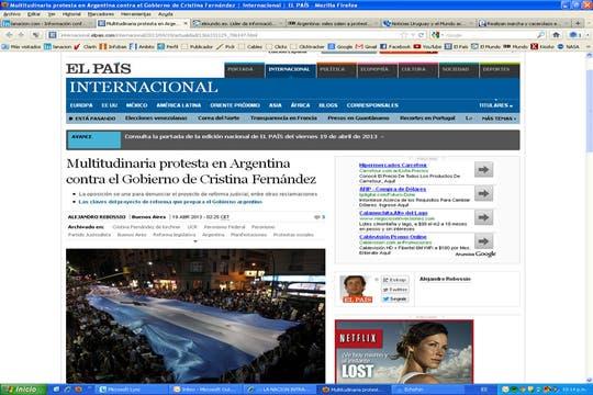 El País, de España.
