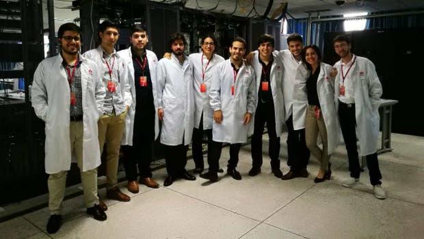 Es la primera delegación argentina que participa del programa
