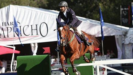El Capricho vuelve a ser la fiesta anual de la equitación