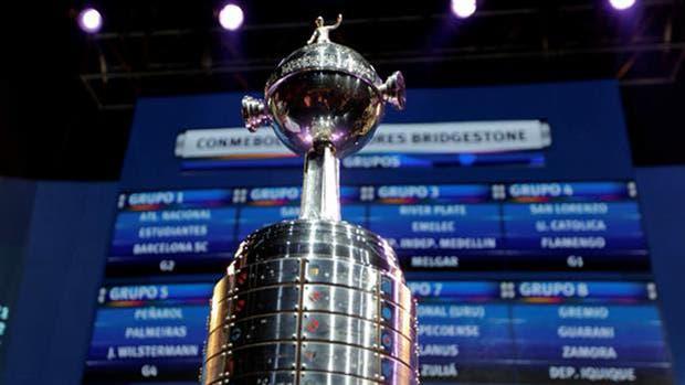La Copa Libertadores con cronograma definido