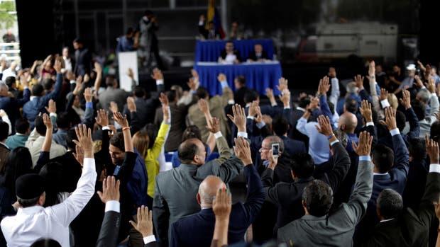 La oposición designó jueces de una Corte paralela en Venezuela
