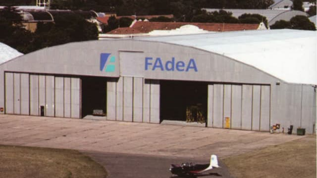 La Fábrica Argentina de Aviones Brigadier San Martín (Fadea) espera reducir este año su déficit a 260 millones de pesos