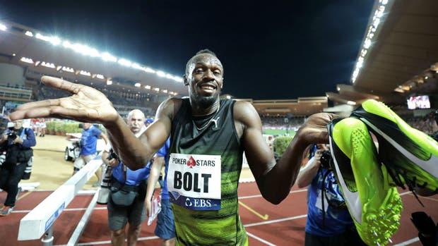 Usain Bolt, a un paso de colgar las zapatillas