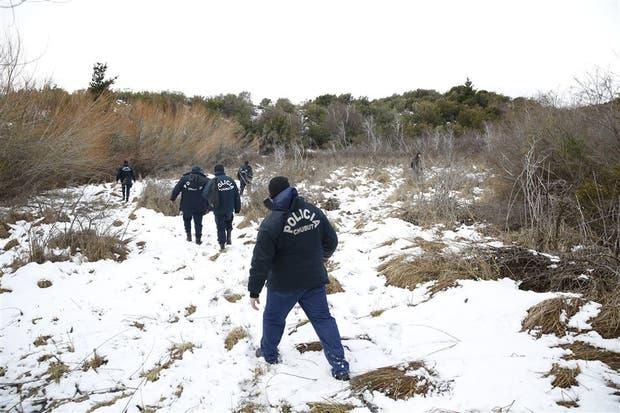 Ayer continuó la búsqueda en Chubut