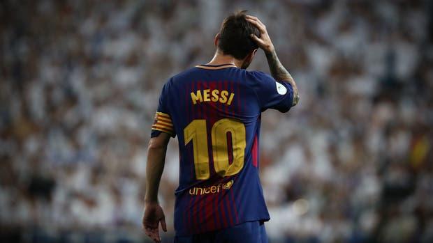 Messi seguirá en Barcelona