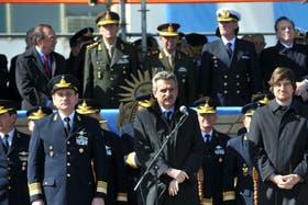 Agustín Rossi y César Milani viajaron a Mendoza para participar de un homenaje a San Martín
