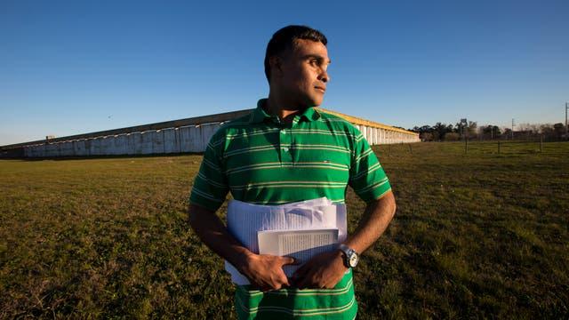 Carlos y la cárcel en donde su vida cambió para siempre