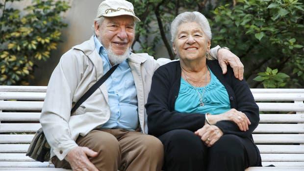 Berta y Henri Mandelbaum