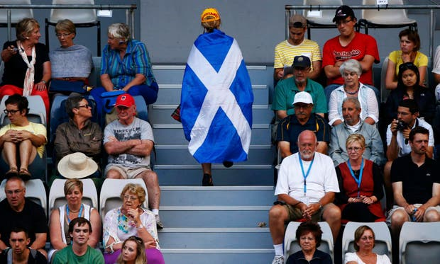 Se ofendió William Wallace.  Foto:Reuters