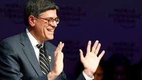 Jack Lew, secretario de Tesoro de Estados Unidos