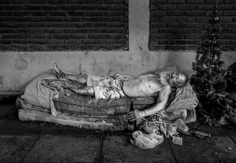 """""""Autorretrato, Los miedos"""" (2015), de Carlos Bosch."""
