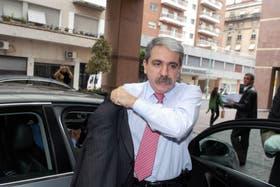 El senador Aníbal Fernández se refirió al robo que sufrió en Gerli