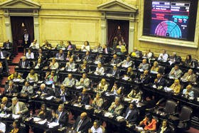 Tras un largo debate, la Cámara de Diputados convirtió en ley el proyecto del Ejecutivo para ratificar el acuerdo con Irán por el atentado a la AMIA
